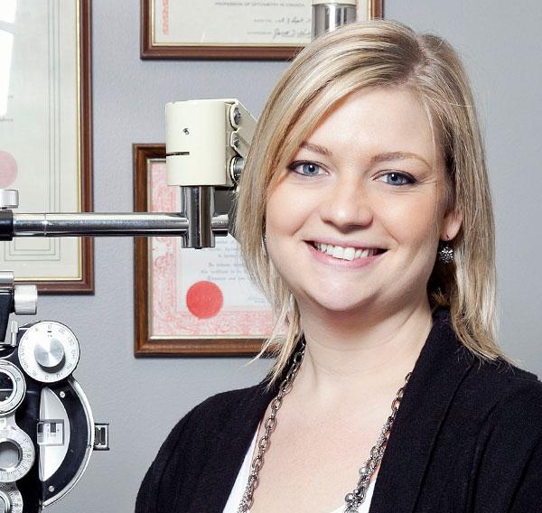 Dr. Clare Halleran, BSc. O.D.