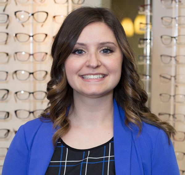 Dr. Lorielle Pevie, O.D